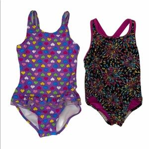 Speedo & Jumping Beans One Piece Bathing Suits 5